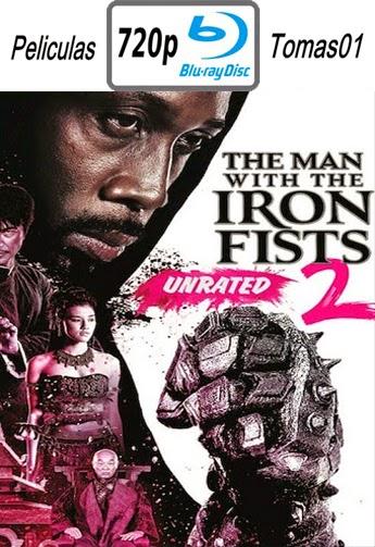 El hombre de los puños de hierro 2 (2015) BRRip 720p