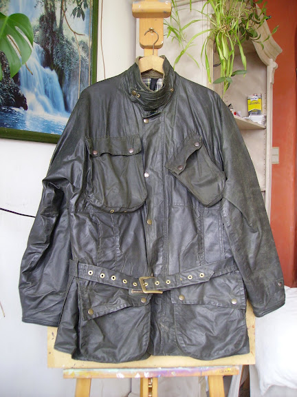 Page tue veste qui de 5 Barbour International la la mort 8EfqTqx0wa