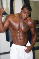 Hot Black Muscle Men Part X