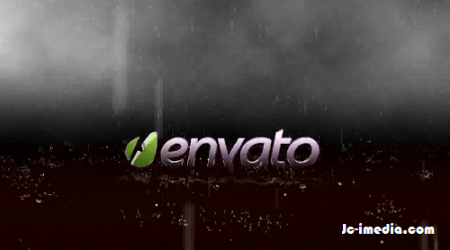 Videohive Logo In The Storm