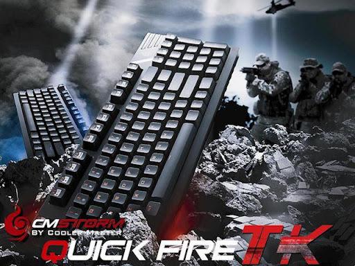 CM Storm Quick Fire TK