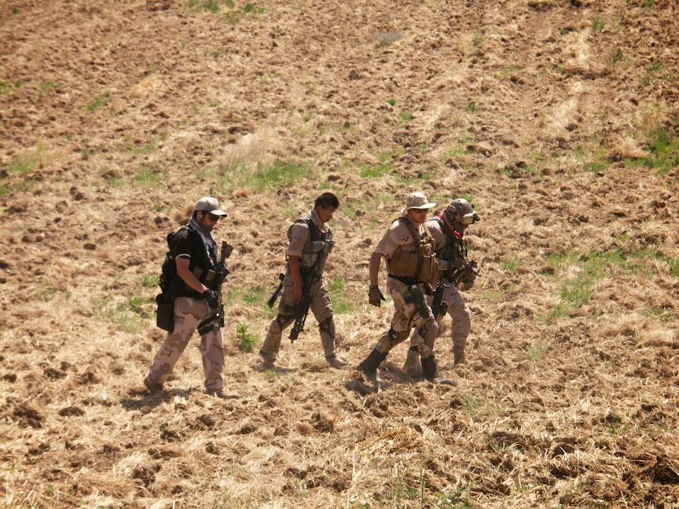 """Fotos de """"THE FINAL WAR"""". La Granja. 23-06-13 PICT0082"""