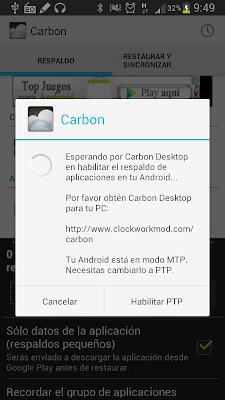 Carbon Backup 11