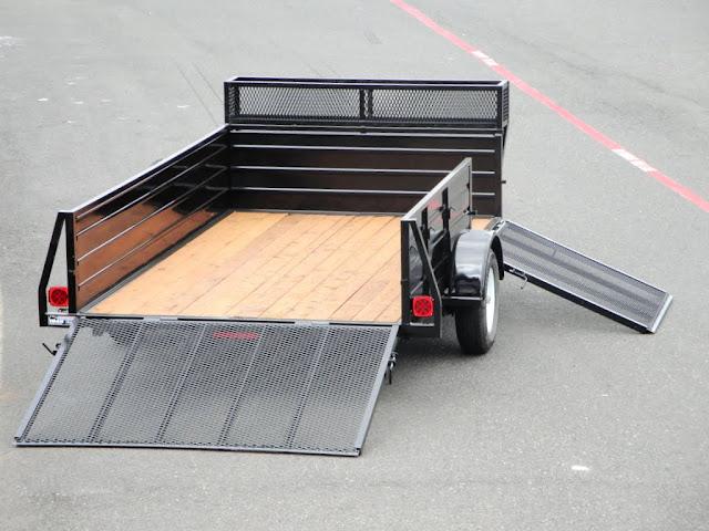 Utility Trailer - ATV Trailer - Car Trailer - Cargo Trailers for sale