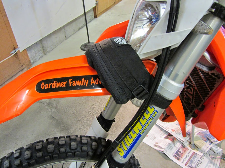 Gear Front Fender Bag