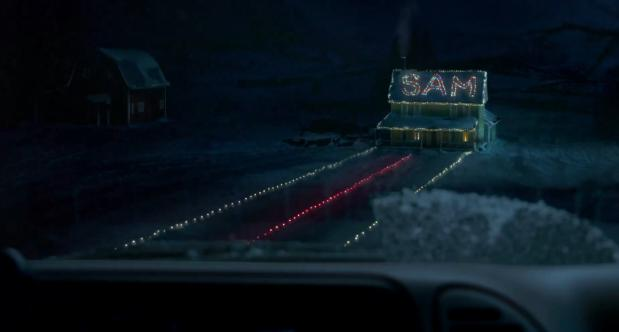 Canadian Tire Christmas Ad — Santa Will Find Sam