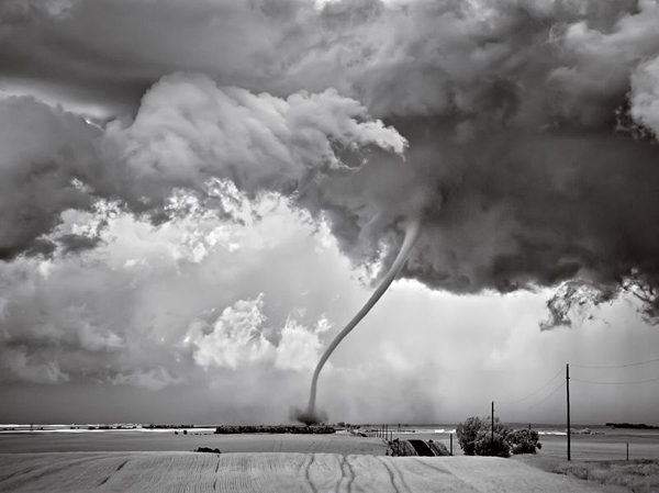 Торнадо, Северная Дакота