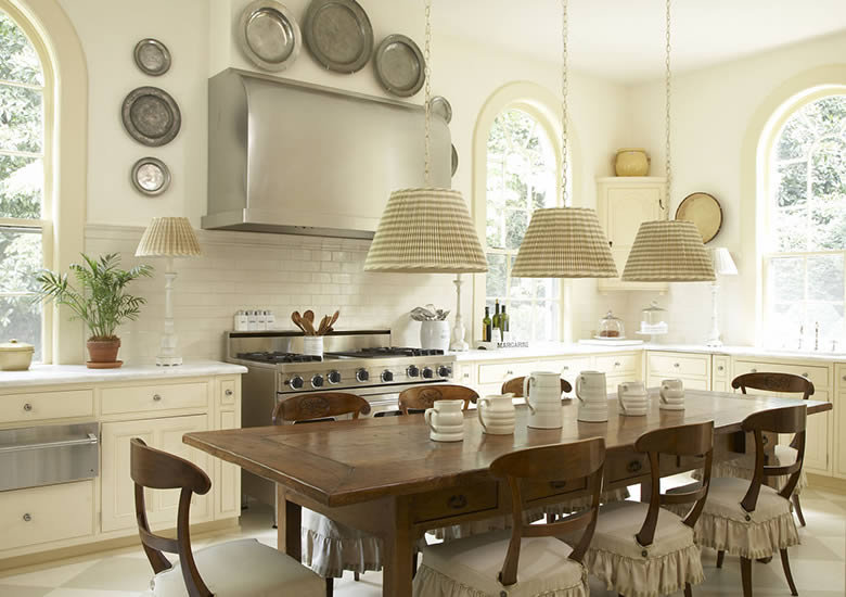 Kitchen With Dining Table Dining table in the kitchen images table decoration ideas savor home center of attention in the kitchen my only hesitatation about having a dining table workwithnaturefo
