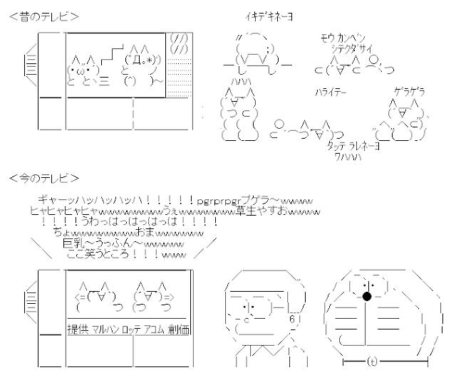 マツコ&有吉の怒り新党「テレビ番組とネット番組の違いの話」そして「昔のテレビ」 と 「今のテレビ」の違い