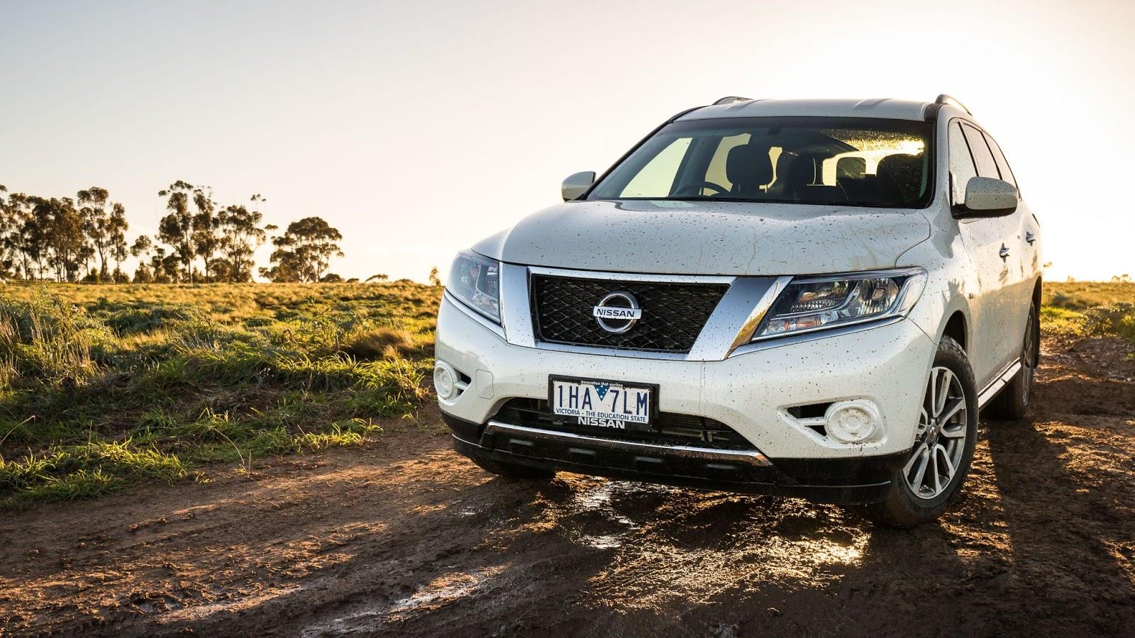 Nếu đầu xe của Nissan Pathfinder cao hơn, mạnh mẽ hơn thì xe sẽ rất đẹp