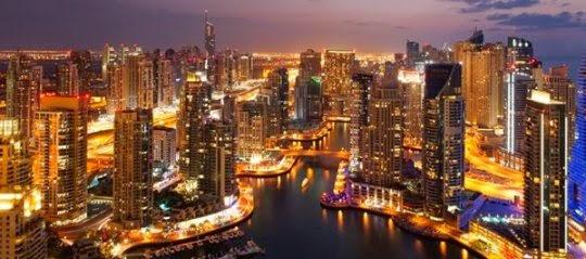 Férias nos Emirados Àrabes Unidos