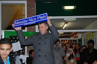 Afscheid Meester Nico 2014-12-18