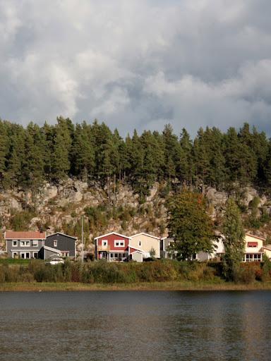 Karlstad - przedmiescia