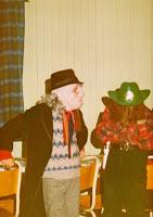 Karneval Gamnes midten av 70-tallet