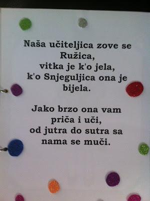 rođendanske čestitke pjesme Kutak za učiteljicu   Ucionica u zagrljaju mora rođendanske čestitke pjesme