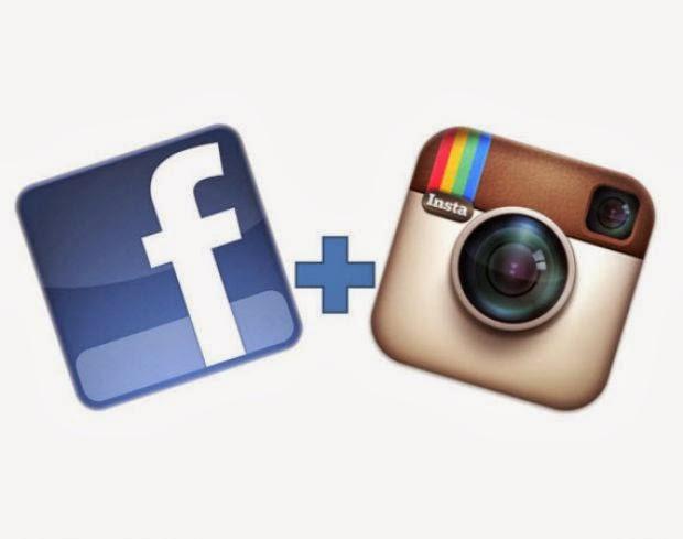 Как поменять пароль в Инстаграм через Фейсбук ?