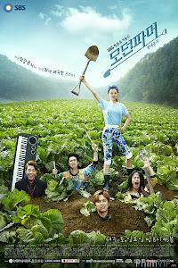 Nông Dân Hiện Đại - Modern Farmer poster