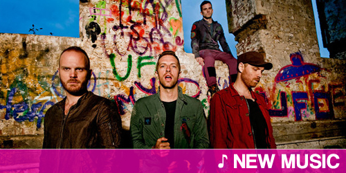 Coldplay featuring Rihanna - Princess of China | New music