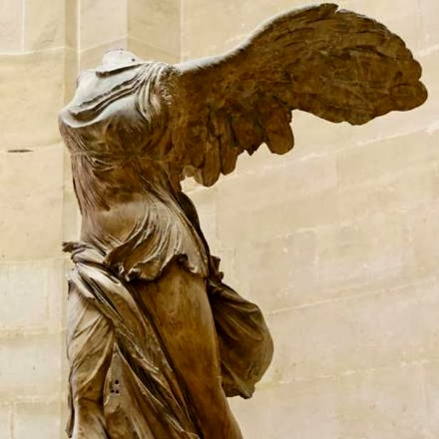 More Stuff: Nike of Samothrace campaign hits 1 million