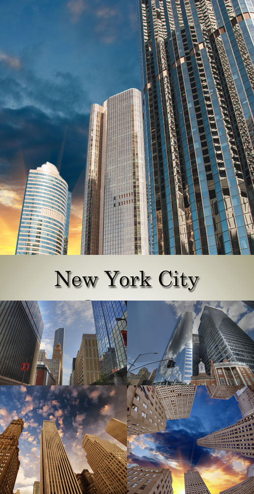 Stock Photo: New York City 3