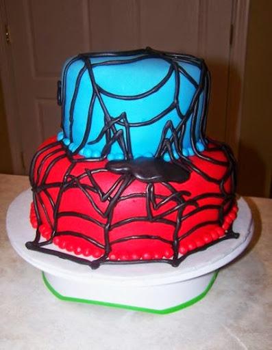 50 Best Spiderman Birthday Cakes Ideas And Designs iBirthdayCake