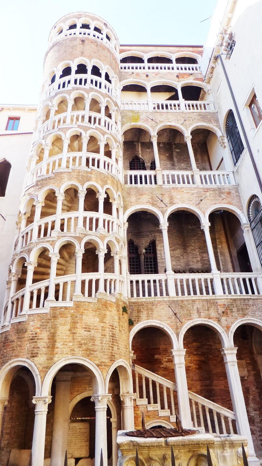 Scala Contarini dei Bolvolo, Canalazzo, Venecia, Venezia, Italia, Elisa N, Blog de Viajes, Lifestyle, Travel