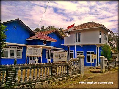 Kantor Desa Ungkal
