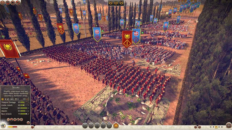 Total War: Rome II (2013) Full PC Game Single Resumable Download Links ISO File For Free