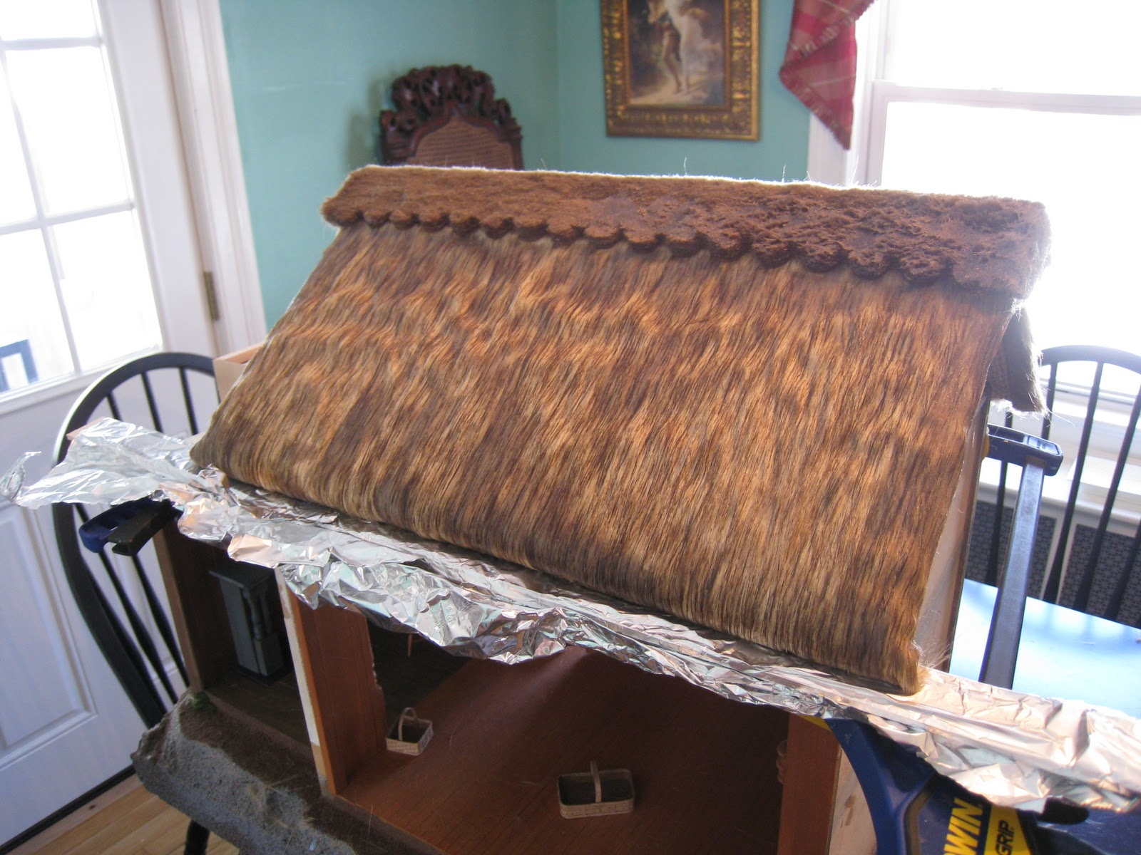 Glorious Twelfth How To Make A Really Authentic Dollhouse