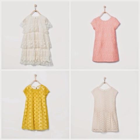 a802d73f Jeg er selvfølgelig startet på at kigge på kjoler til Vilma. Zara har nogle  helt fantastiske bud på fest og sommerkjoler. Så skal man bare vælge.