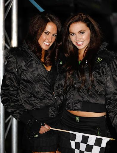Paddock Girls Le Mans 2012 Monster Girls