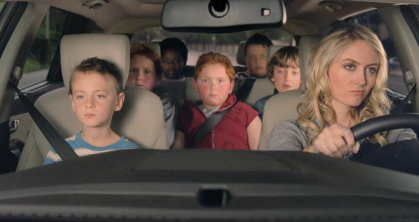 "2013 Hyundai Santa Fe Super Bowl Ad ""Team"" Extended Cut"