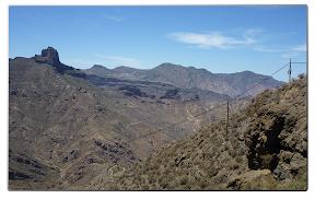 Das innere Bergland ist ein wenig wie der Wilde Westen.