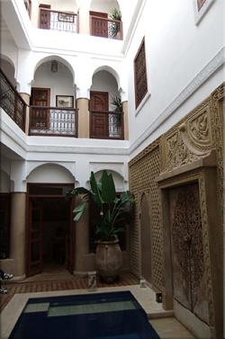 Interior de Riad