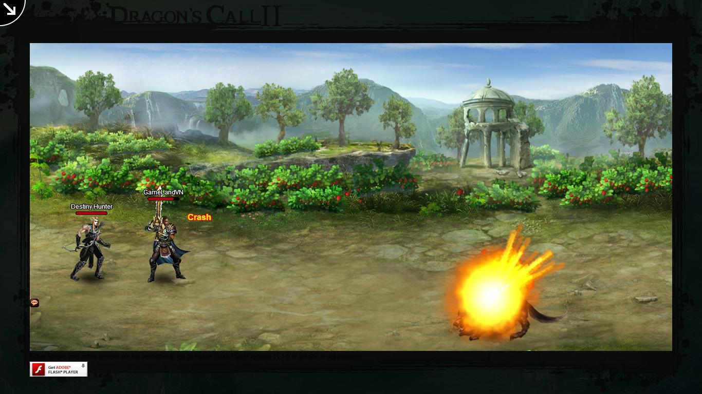 Một số hình ảnh về webgame Dragon's Call 2 - Ảnh 21