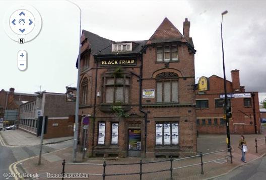 Blackfriars Hotel Manchester