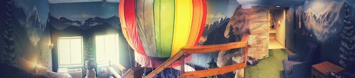 Up, Up & Away