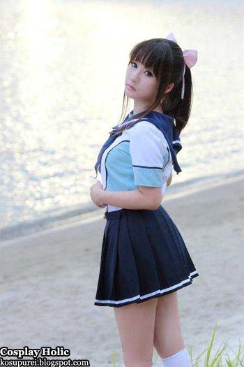 loveplus cosplay - takane manaka 5