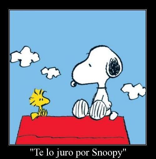 La Mala Memoria By Isidro Jimenez Te Lo Juro Por Snoopy