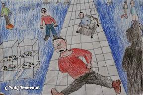 Ommen kids ken je kunst illustreer een verhaal for Bruna ommen