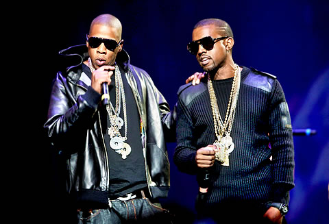 "Jay Z y Kanye West álbum ""Watch The Throne"" Desca"