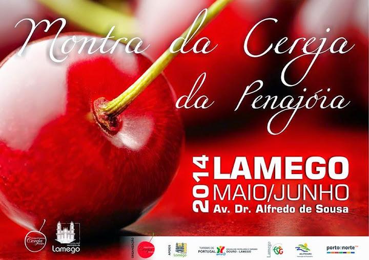 4ª Montra da Cereja da Penajóia - 24 e 25 de Maio - 2014