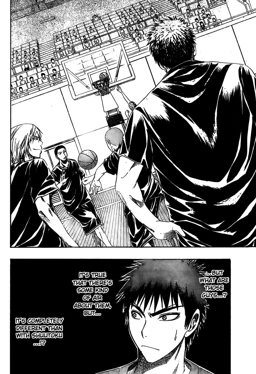 Kuruko no Basket Manga Chapter 19 - Image 06