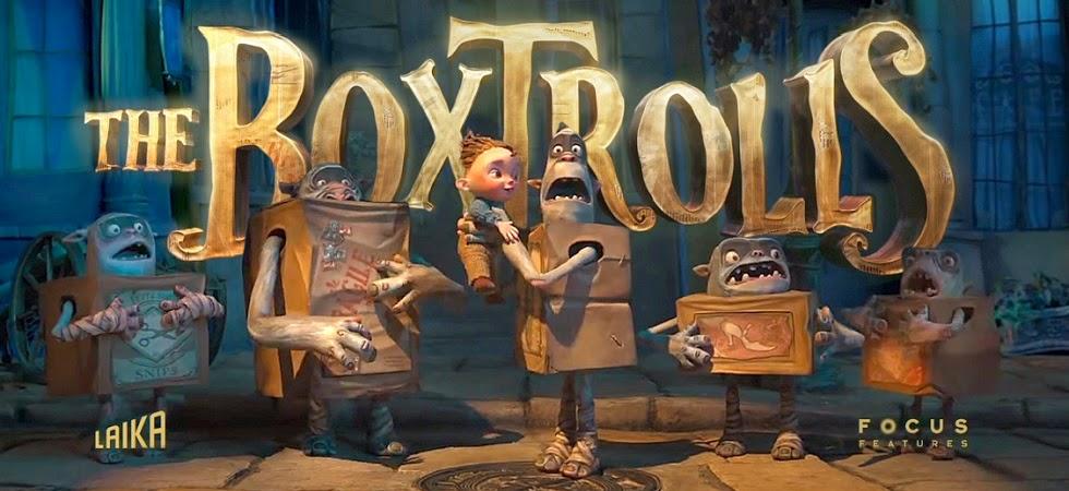 Xem phim The Boxtrolls - Hội Quái Hộp | Quỷ Hộp Vietsub