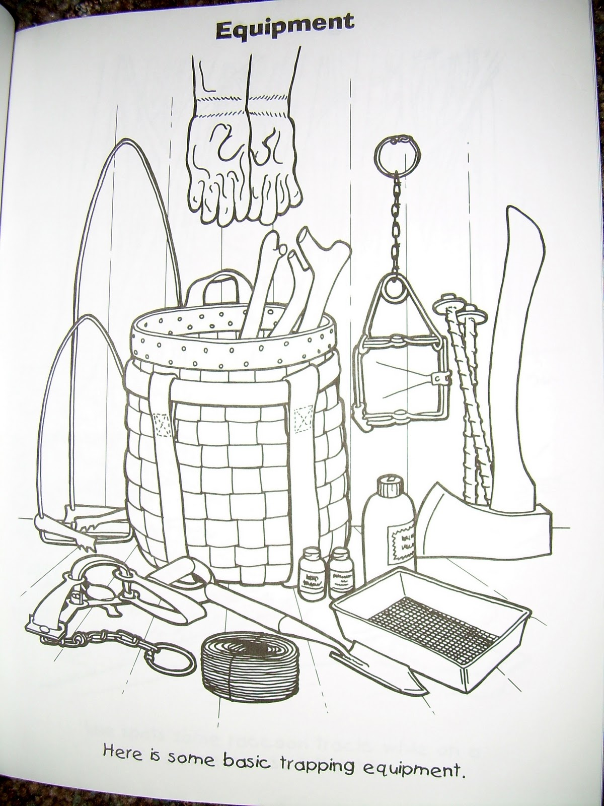 morbid coloring pages - photo#46