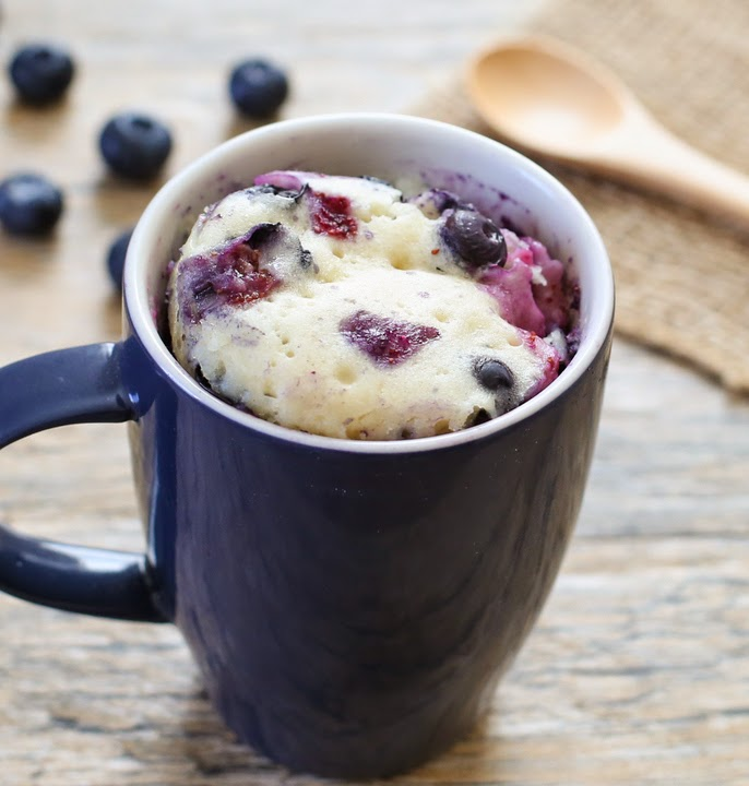 Kodiak Cakes Mug Recipe Berry