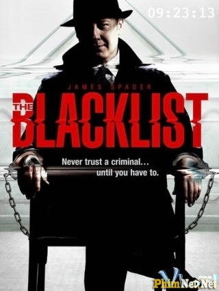 Phim Danh Sách Đen Phần 1 - The Blacklist Season 1