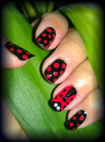 Polka Ladybug