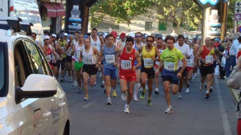 Maratón de Toral de los Vados
