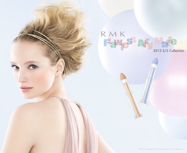 RMK Flawless Airy Matte Collection For Spring 2013